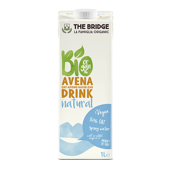 The Bridge - Ovseni napitak natural 1l