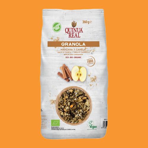 Quinua Real - kinoa granola