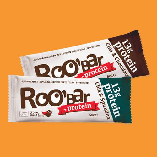 Dragon Superfoods Roobar proteninska čokoladica